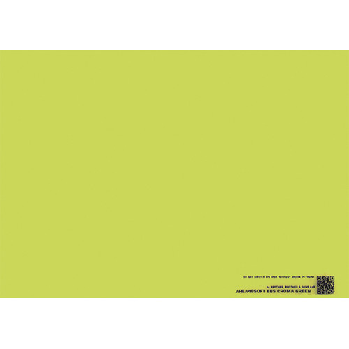 BB&S Lighting Interchangeable Chroma Green Phosphor Panel for Area 48 LED Light