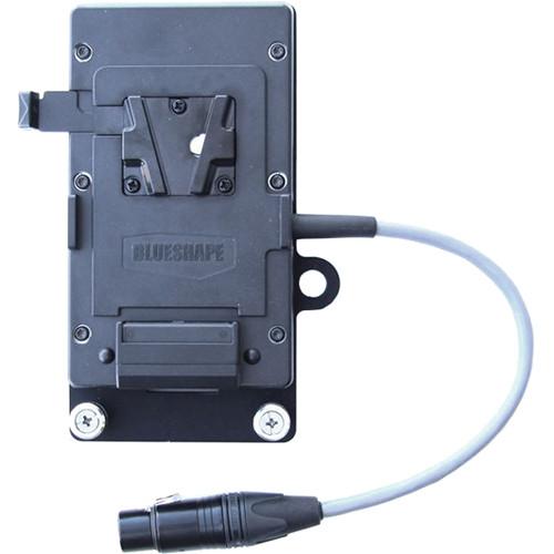 BB&S Lighting Battery Plate for Area 48 LED Panel (V-Mount)