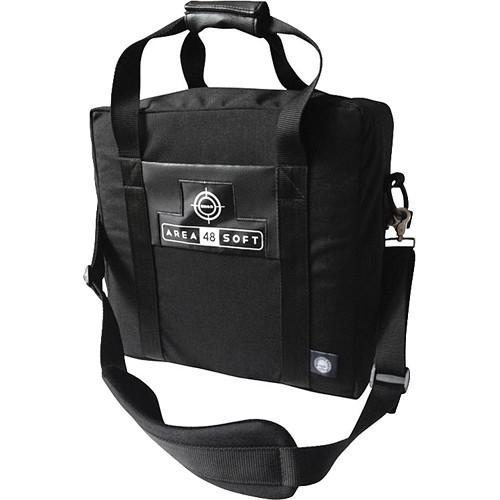 BB&S Lighting Area 48 LED 1 Light Padded Nylon Carrying Case (Black)