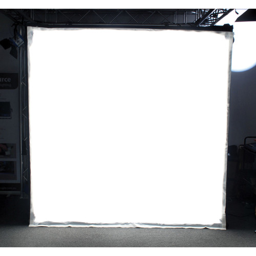 BB&S Lighting 8x8 Softbox for 9 Area 48 LED Lights