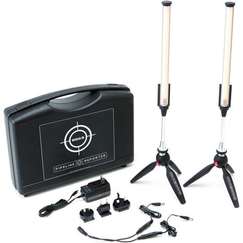 BB&S Lighting Pipeline Remote Phosphor Reporter Kit (5600K)