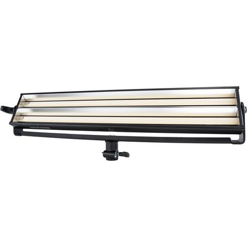 BB&S Lighting Pipeline Remote Phosphor 2' LED 2-Bank (4300K)