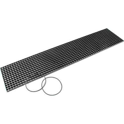 BB&S Lighting Grid for 3' 4-Bank LED (40°)