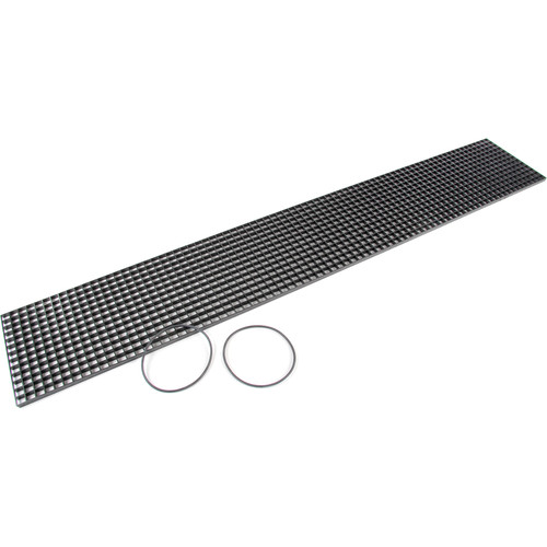 BB&S Lighting Grid for 4' 4-Bank LED (40°)
