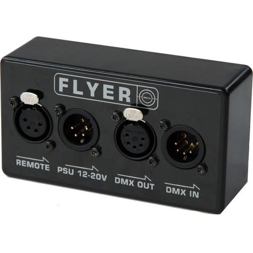 BB&S Lighting Flyer DMX Adapter
