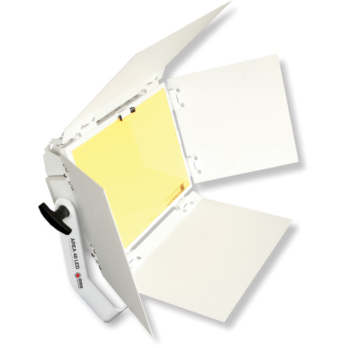 BB&S Lighting Area 48 LED Soft Fixture with Interchangeable Phosphor Technology (White, 3200K)
