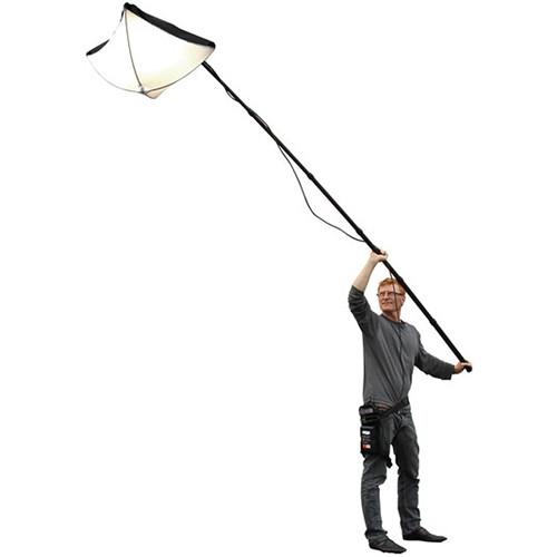 BB&S Lighting Flyer LED Boom Light Kit (Gold Mount)