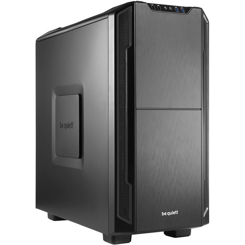 be quiet! Silent Base 600 Mid-Tower Case (Black)