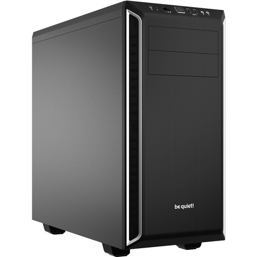 be quiet! Pure Base 600 Mid-Tower Case ( Silver)