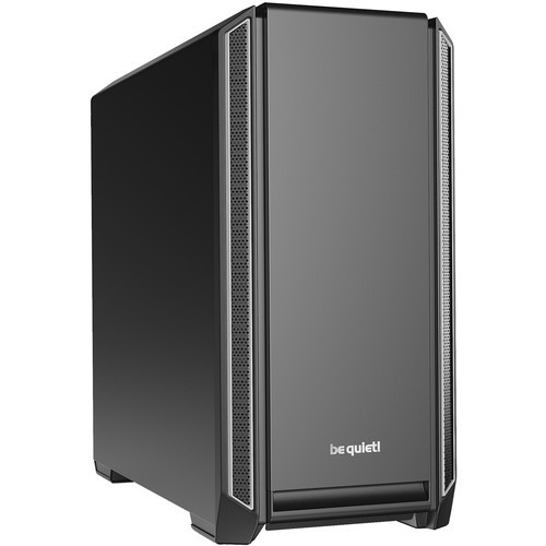 be quiet! Silent Base 601 Mid-Tower ATX Case (silver)