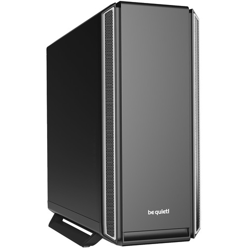 be quiet! Silent Base 801 Mid-Tower ATX Case (Silver)