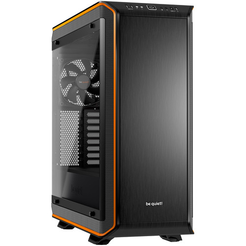 be quiet! Dark Base Pro 900 rev. 2 Full-Tower Case (Orange)