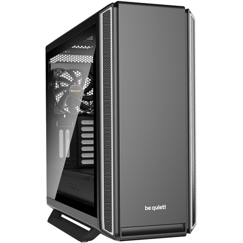 be quiet! Silent Base 801 Window Mid-Tower ATX Case (Silver)