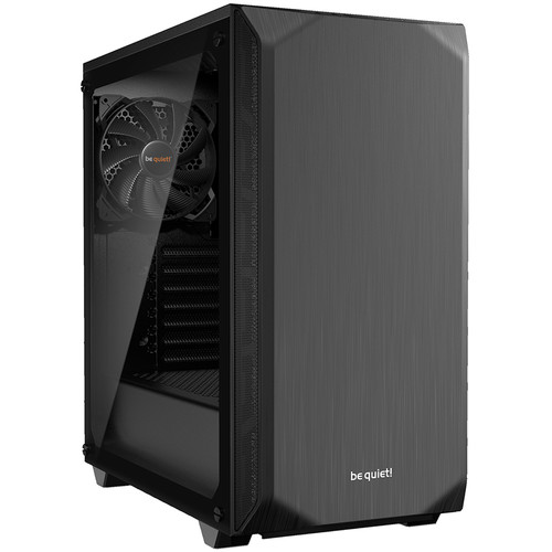 be quiet! Pure Base 500 Mid-Tower Case (Window, Black)