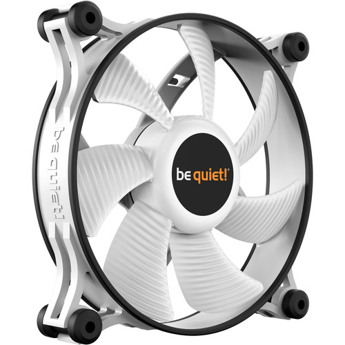 be quiet! Shadow Wings 2 120mm PWM Computer Fan (White)