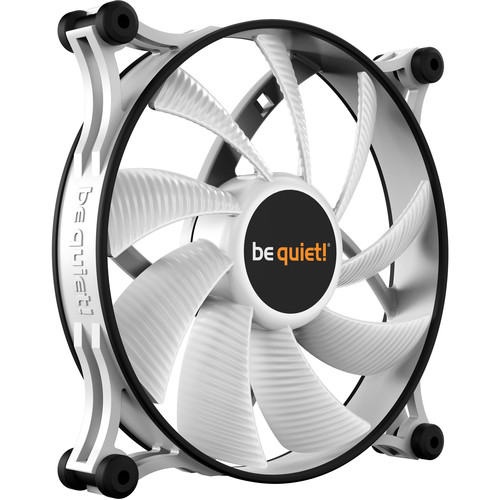 be quiet! Shadow Wings 2 140mm PWM Computer Fan (White)