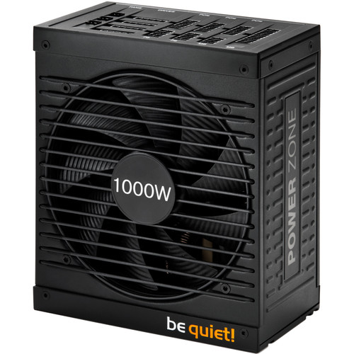 be quiet! Power Zone 1000W - Power Supply