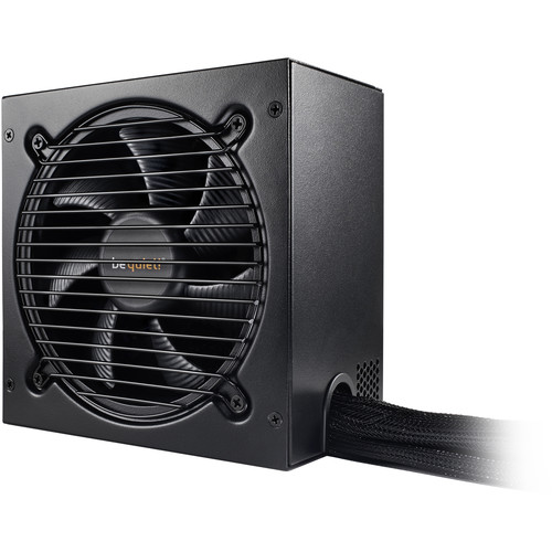 be quiet! Pure Power 10 600W 80 Plus Silver Power Supply