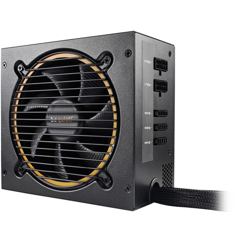 be quiet! Pure Power 10 600W CM 80 Plus Silver Modular Power Supply