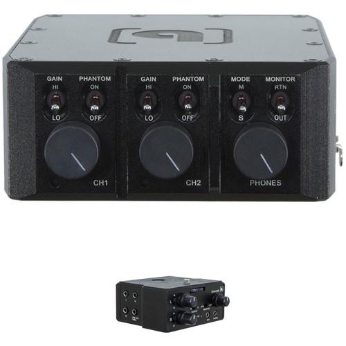 Beachtek DXA-ALEXA Preamplifier and DXA-CINE Adapter Kit