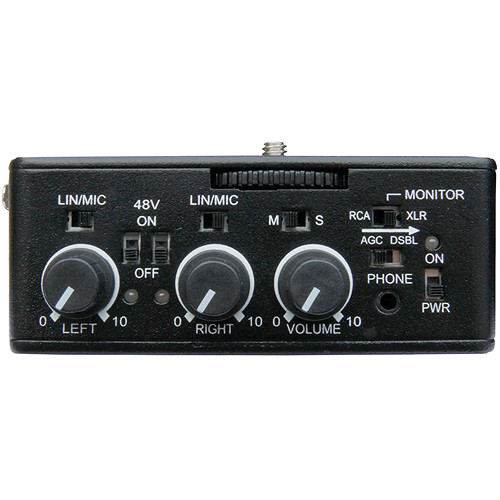 Beachtek DXA-SLR Active Audio Adapter