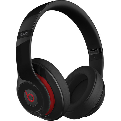 Beats by Dr. Dre Studio 2.0 Over-Ear Wired Headphones (Black)