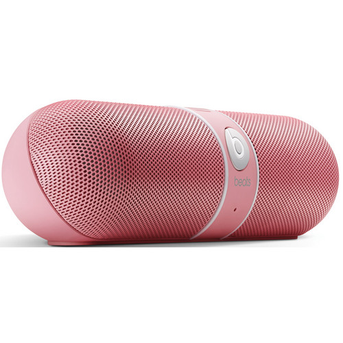 Beats by Dr. Dre pill Limited Edition Portable Speaker (Pink)