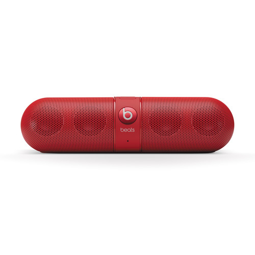Beats by Dr. Dre pill 2.0 Portable Speaker (Red)