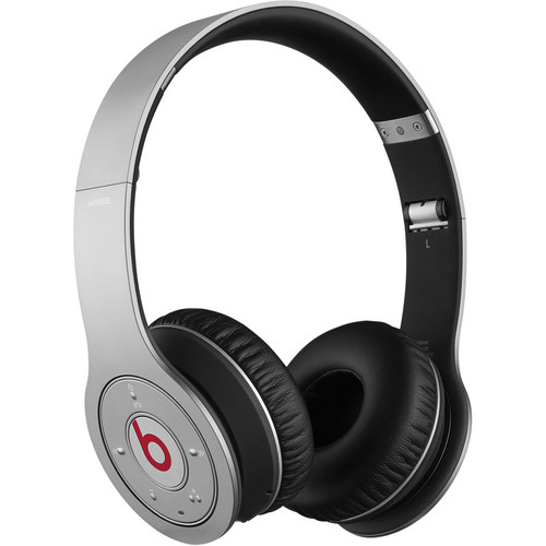 beats by dr dre wireless bluetooth on ear 900 00100 01 b h. Black Bedroom Furniture Sets. Home Design Ideas