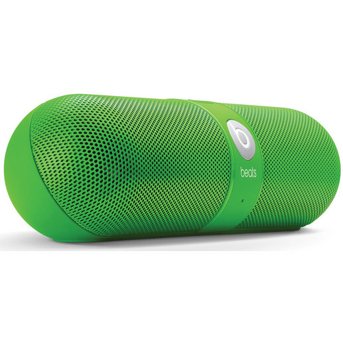Beats by Dr. Dre pill Portable Speaker (Neon Green)