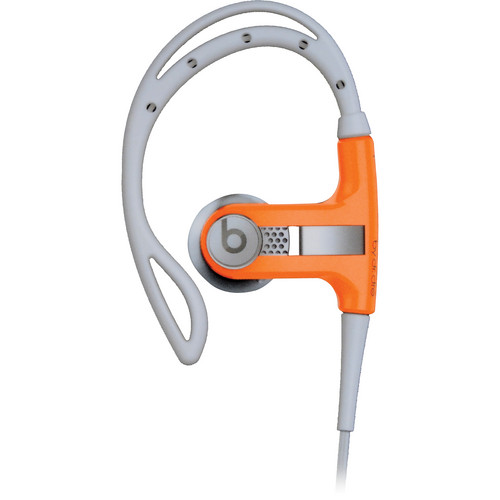Orange earbuds - neon orange earbuds