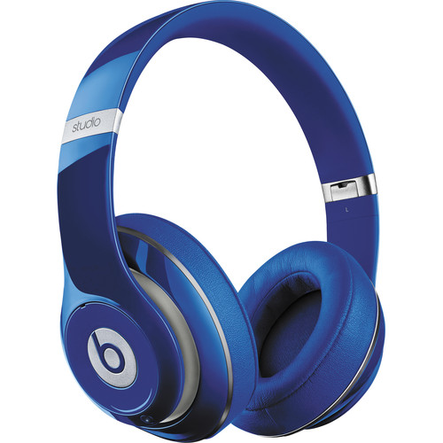 Beats by Dr. Dre Studio Wireless Headphones (Blue)