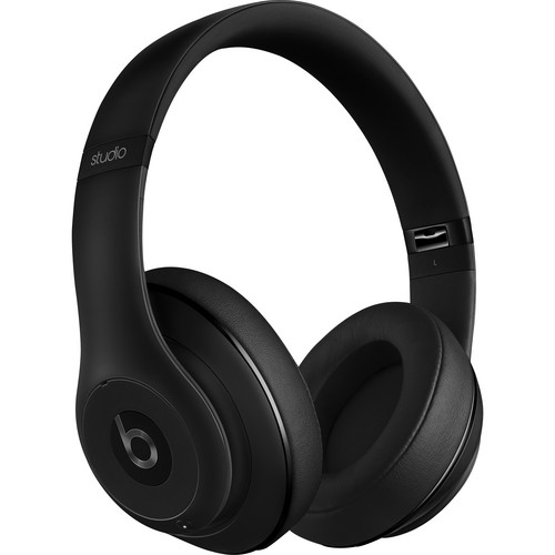 Beats by Dr. Dre Studio2 Wireless Headphones (Matte Black)