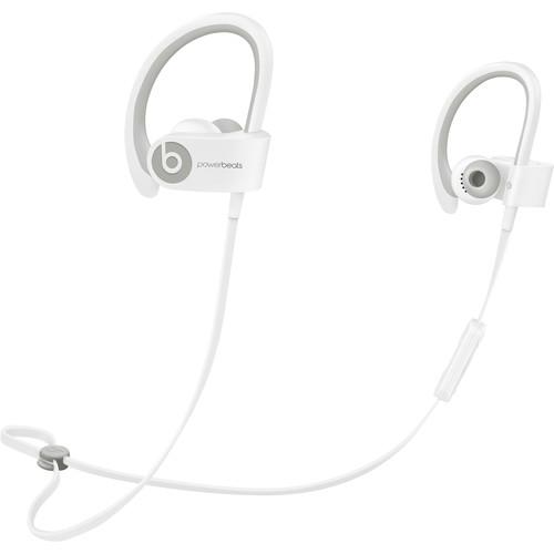 Beats by Dr. Dre Powerbeats2 Wireless Earbuds (White)