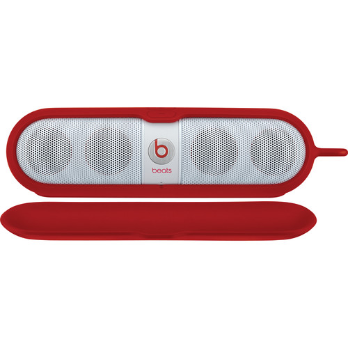 Beats by Dr. Dre pill sleeve (Red)