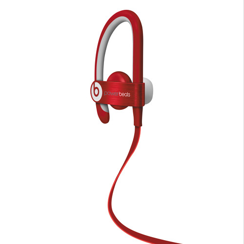 Beats by Dr. Dre Powerbeats2 Wired Earbuds (Red)