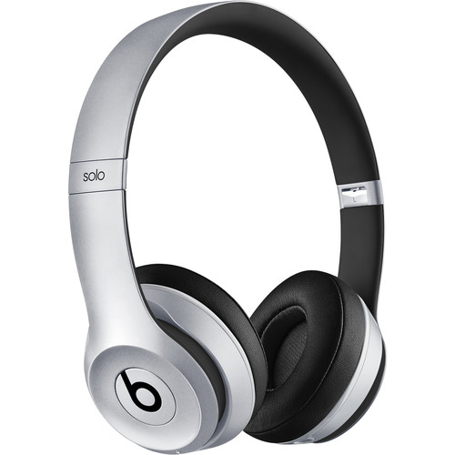 Beats by Dr. Dre Solo2 Wireless On-Ear Headphones (Space Gray)