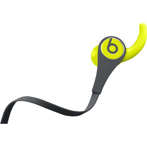 Beats by Dr. Dre Tour2 Active In-Ear Headphones with Integrated Remote & Mic (Shock Yellow)
