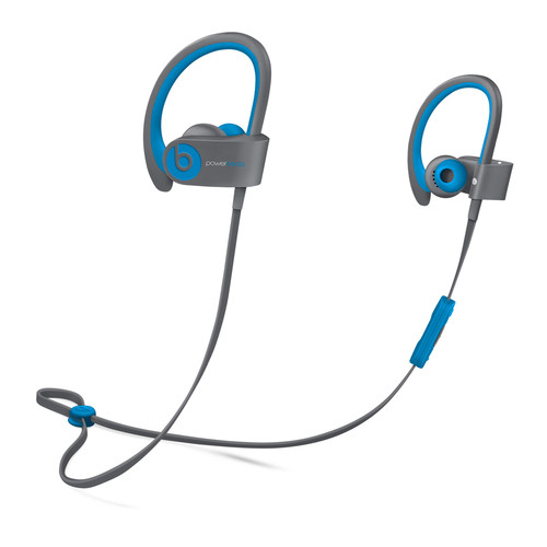 Beats by Dr. Dre Powerbeats2 Wireless Earbuds (Flash Blue)