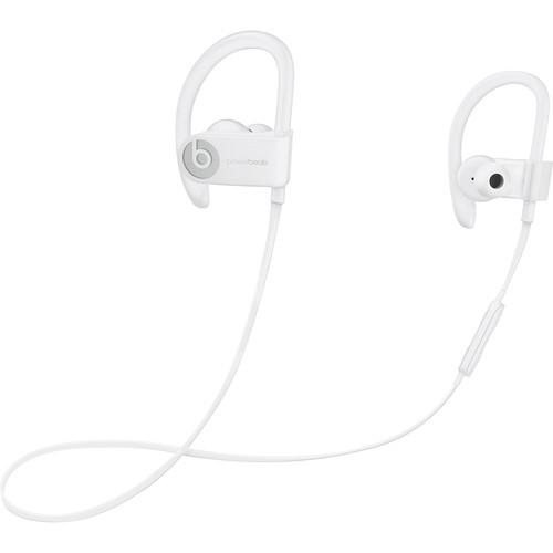 Beats by Dr. Dre Powerbeats3 Wireless Earphones (White)