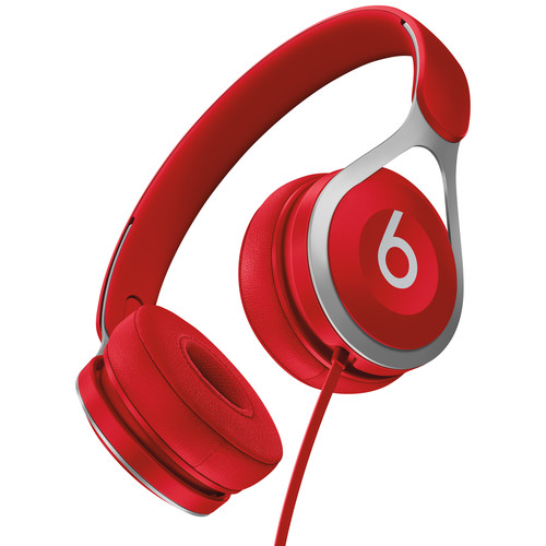 Beats by Dr. Dre Beats EP On-Ear Headphones (Red)