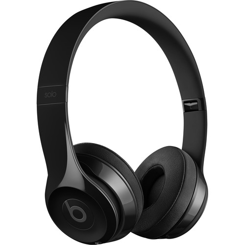 Beats by Dr. Dre Beats Solo3 Wireless On-Ear Headphones (Gloss Black)