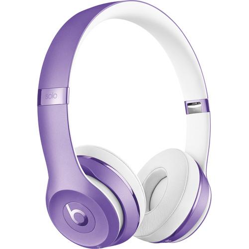 Beats by Dr. Dre Beats Solo3 Wireless On-Ear Headphones (Ultra Violet)