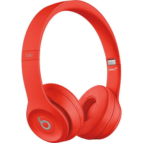 Beats by Dr. Dre Beats Solo3 Wireless On-Ear Headphones ((PRODUCT)RED)