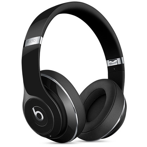 Beats by Dr. Dre Studio Wireless Headphones (Gloss Black)