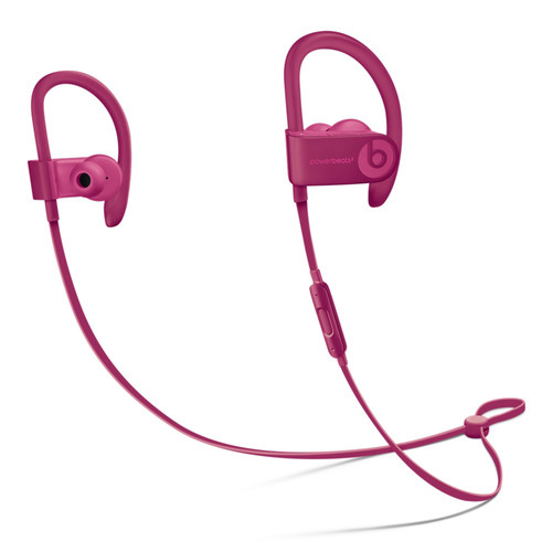Beats by Dr. Dre Neighborhood Collection Powerbeats3 Wireless Earphones (Brick Red)