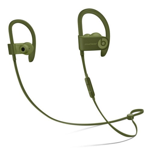 Beats by Dr. Dre Neighborhood Collection Powerbeats3 Wireless Earphones (Turf Green)