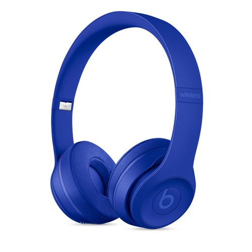 Beats by Dr. Dre Beats Solo3 Wireless On-Ear Headphones (Break Blue/Neighborhood Collection)