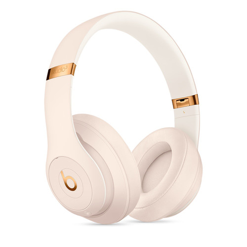 Beats by Dr. Dre Studio3 Wireless Bluetooth Headphones (Porcelain Rose)