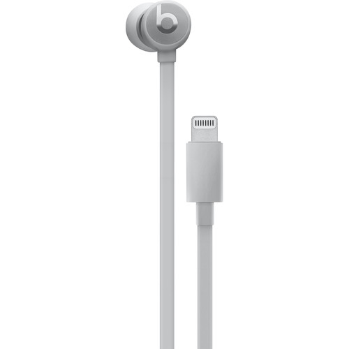 Beats by Dr. Dre urBeats3 In-Ear Headphones with Lightning Connector (Matte Silver)